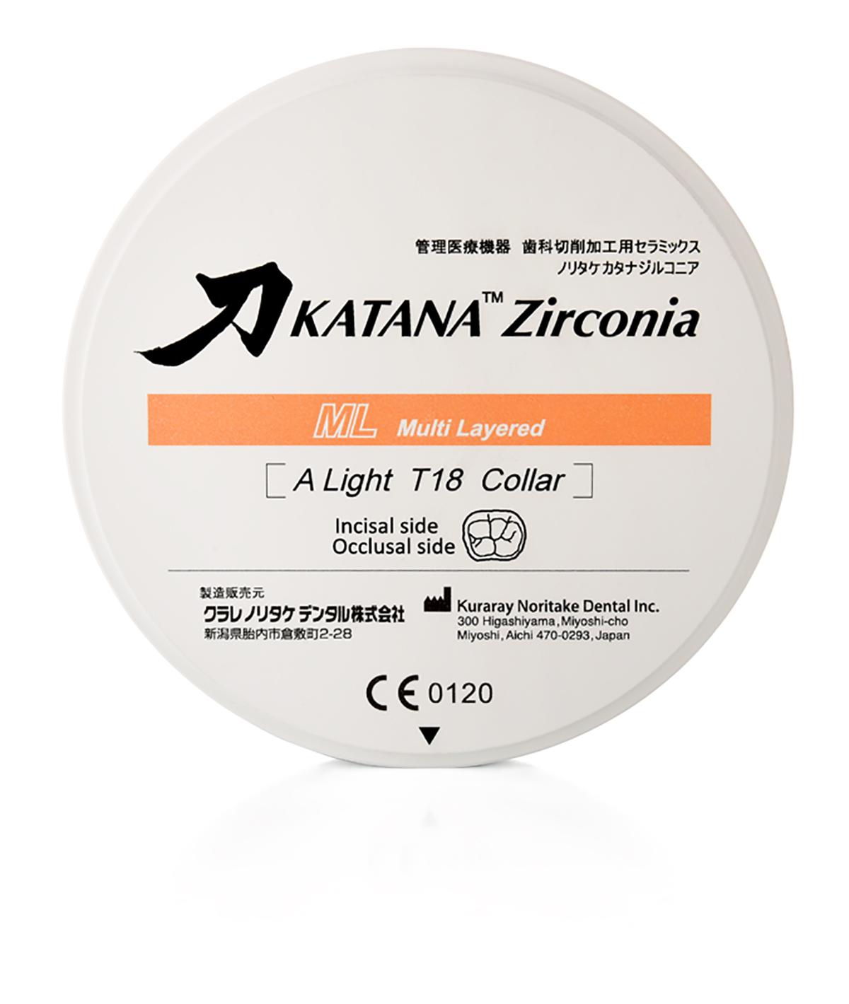 KATANA™ Zirconia ML