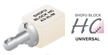 SHOFU Block HC UNIVERSAL - Not for CEREC & inLab