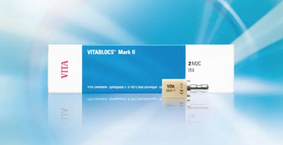 VITABLOCS Mark II – UNIVERSAL - Not for CEREC & inLab