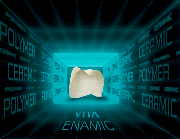 VITA ENAMIC® for CEREC®/inLab® VITA SYSTEM 3D-MASTER®