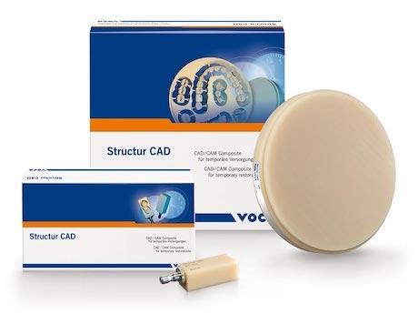 VOCO - Structur CAD - Als Block und als Ronde